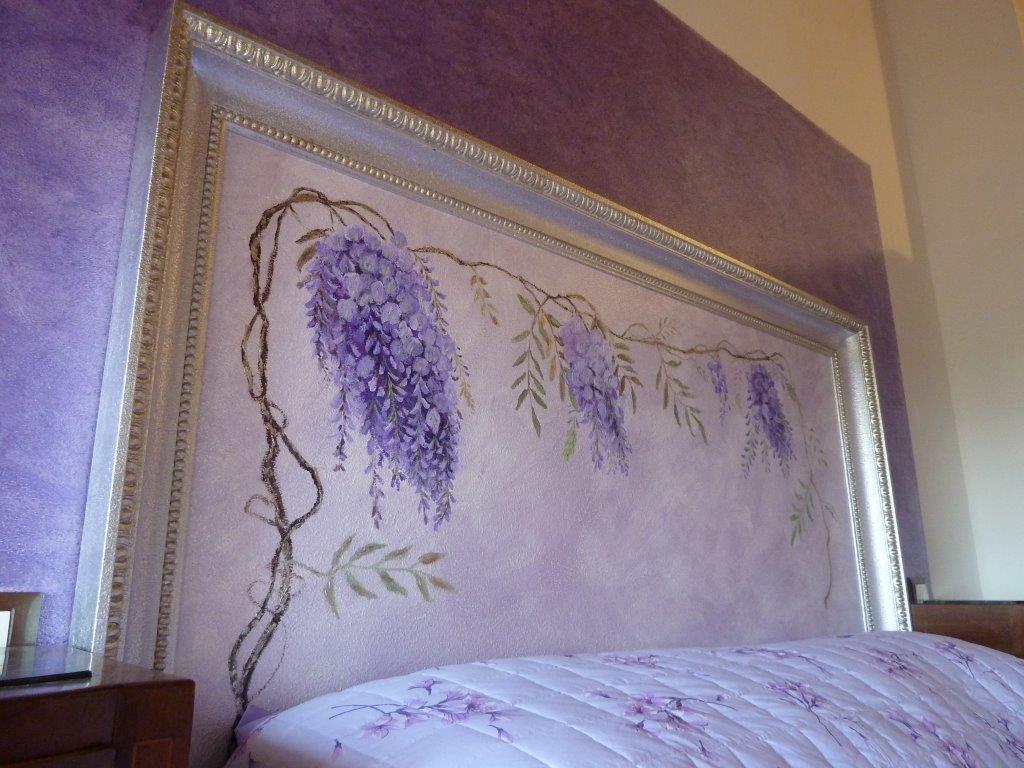 Lampadari camera da letto - Testate del letto ...